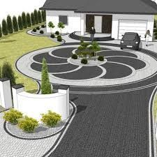 A Mantis Compos-Twin Evaluate - Improved Composting While In The City Setting Hnliches Foto Home Landscaping, Front Yard Landscaping, Garden Pavers, Backyard Creations, Quick Garden, Rock Garden Design, Design Jardin, Back Gardens, Garden Planning