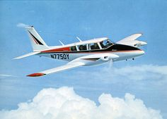 May 3, 1963: First flight of the production form Piper PA-30 Twin Comanche