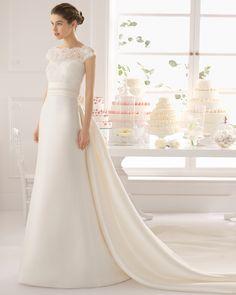 Robe de mariée - modèle Arlette - Aire Barcelona 2015