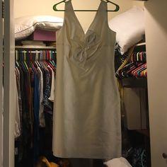 Silverscreen Kate spade bow dress Wedding belles cream. Perfect for rehearsal dinner or bachelorette party! kate spade Dresses Mini