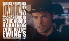 Josh Henderson, Dallas Tnt, Dallas Texas, Series Premiere, Html, Favorite Things, Tv Shows, American, Tv Series