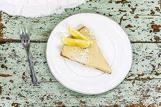 Sitruunaraakakakku (vegaaninen)