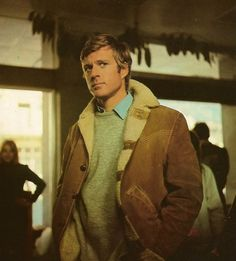 robert redford...the most beautiful man in the world regardless his age
