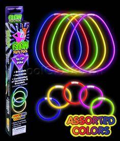 Glow Bracelet And Necklace Kit