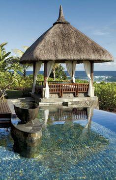Shanti Hotel Villa. Mauritius / Ile Maurice
