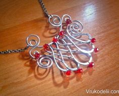 Wire Wrap / The needlework