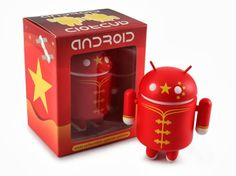 China Red for android