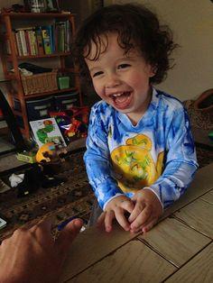 Hawaii Kid& T Shirt - Fish T shirt - Boy Girl T Shirt - Hawaii Fish Shirt - Hawaiian baby gift - baby shower gift - hand painted t shirt USD) by PetrinaBlakely Baby Shower Gifts, Baby Gifts, Tiki Party, Beach Party, Hawaiian Baby, Hawaii Style, Painted Clothes, Child And Child, Fishing T Shirts
