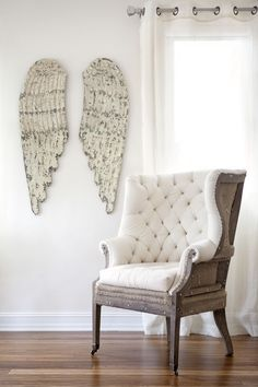 French Country - Living room - Images by Krista Alterman | Wayfair