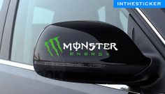 Monster Decals For Cars