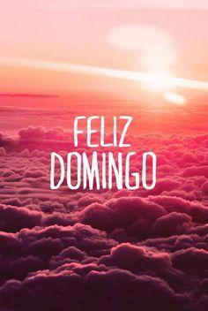 Buenos días!!! Feliz domingo