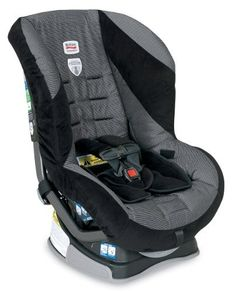 Britax Roundabout G4 Convertible Car Seat, Onyx (652182711399) Base with safecell technology features safecells designed to compress in a crash, significantly lowering the center of gravity and counteracting the forward rotation of the child seat which normally propels the child toward the front seat Integrated steel bars strengthen the connection to the vehicle and reduce forward flexing of the child seat during a crash Energy absorbing versa tether features a staged release tether webbing…