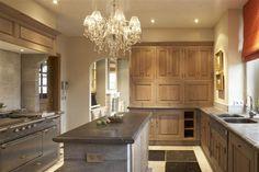 Belgian | Style | Interiors | Bourgondisch Kruis - Rustieke bouwmaterialen - Realisaties - Keuken