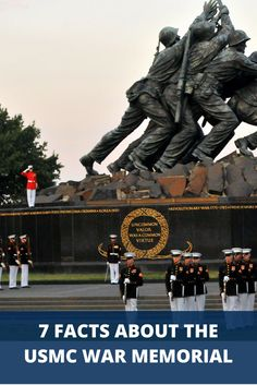 7 Interesting Facts about the Marine Corps War Memorial