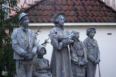 Levend standbeeld tijdens Dickens Festival in Deventer foto 422928 ... Living Statue, Amsterdam