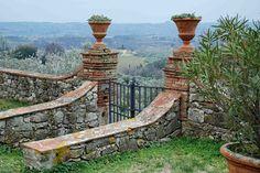 Bara's Blog: Frühlingsimpressionen aus der Toskana