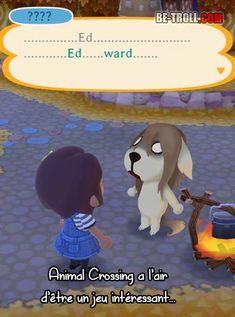 Ça a l'air sympa Animal Crossing... - Be-troll - vidéos humour, actualité insolite