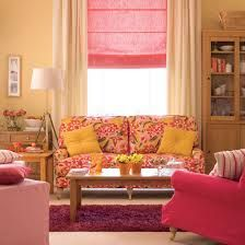 Image result for peach living room decor