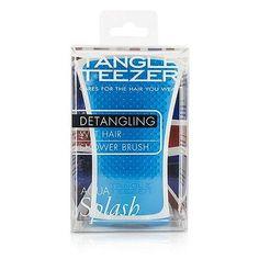 Tangle Teezer Aqua Splash Aqua Splash Detangling Shower Brush - # Blue Lagoon (For Wet Hair) Cleansing Conditioner, Shampoo And Conditioner, Hair Essentials, Best Shampoos, Let Your Hair Down, Wet Hair, Blue Lagoon, Down Hairstyles, Hair Care