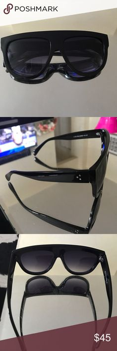 Celine Style Kim K's Glasses Pre owned but in great condition. Its not Celine brand Celine Accessories Glasses