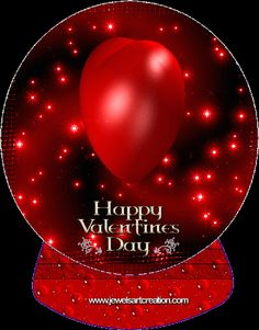 HAPPY VALENTINES DAY GLOBE   PNG FORMAT   THIS ANIMATION IS FREE TO USE