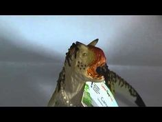 The Carnegie Collectibles Carnotaurus dinosaur model reviewed by Everything Dinosaur