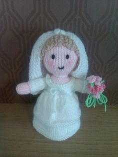 Knitted bride