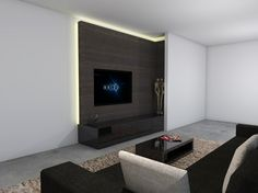 TV wall Ceiling Speakers, Tv Furniture, Tv Unit, Interior Design, Wall, Projects, House, Garage Conversions, Shopping