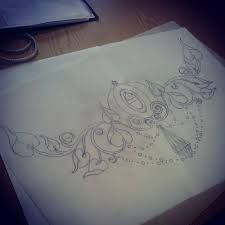 Image result for cinderella tattoo