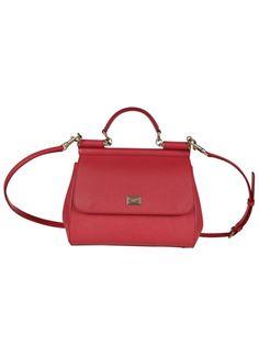 DOLCE & GABBANA Dolce & Gabbana Medium Sicily Tote. #dolcegabbana #bags #shoulder bags #hand bags #tote