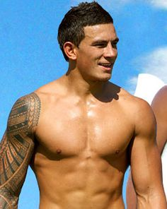 what nationality is sonny bill williams - Google Search