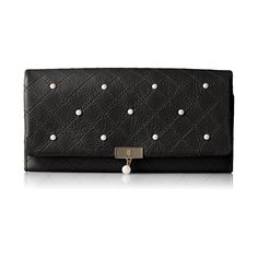 LANVIN en Bleu 481370 ランバンオンブルー アデル フラップ式 長財布 – Mimosa -Cute fashion goods plaza-