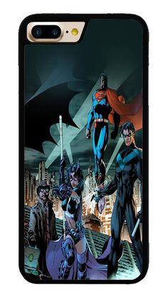 Batman Comics Charaters iPhone 7 Plus Case #Batman #Comics #Charaters #Transformer #IPhone7Plus #IphoneCase #Covercase #Phonecase #Cases #Favella