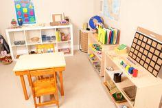 Homeschool set-up