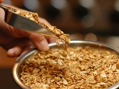 Homemade Granola - sounds great! (minus the sunflower seeds for me)