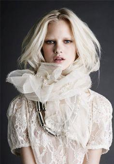 lace + drama