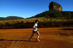 The Big Five marathon in Zuid-Afrika