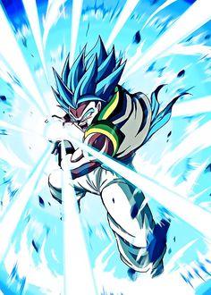 Dragon Ball Z, Dragon Ball Image, Super Anime, Manga Anime, Akira, Artwork, Dbz Gogeta, Goku Super, Nikko