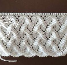 Ajurlu kesişen yollar modeli yapılışı Youtube sayfamda #knittingaddict #knitting_inspiration #knittinginstagram #knittersofinstagram… Knitting, Accessories, Fashion, Moda, Tricot, Fasion, Stricken, Knits, Breien