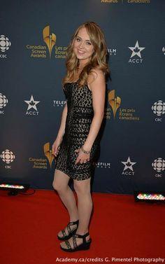 Canadian Screen Awards - Amber