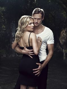 unfortunately i hear that they went waaaaaaaaaay off in the show :( sookie and erik are supposed to be together and bill is a douche!