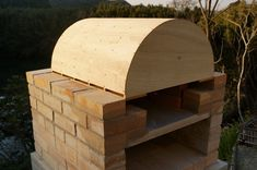 Diy Pizza Oven, Pizza Oven Outdoor, Outdoor Cooking, Diy Outdoor Bar, Outdoor Decor, Man Cave And Workshop, Perfect Grill, Four A Pizza, Best Oven