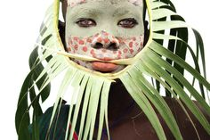 Matutui - surma littl girl / ethiopia by Mario Gerth...