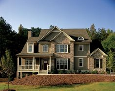 Dunbarton - Home Plans and House Plans by Frank Betz Associates