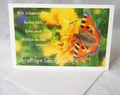 Geburtstag - Geburtstagskarte  - ein Designerstück von Gabriele-Jentsch bei DaWanda