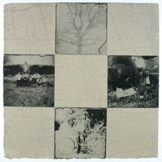 Catriona Leahy, Ireland    Untitled, Photo etching and silkscreen