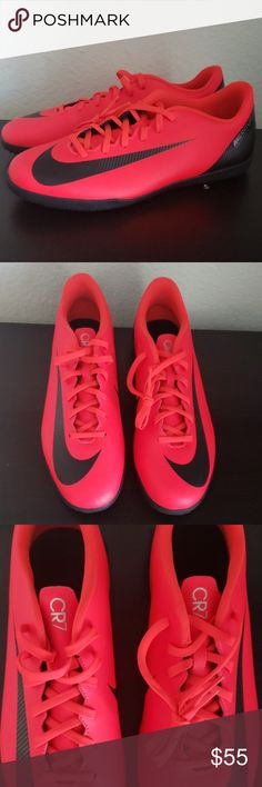 competitive price 226ad 39baa NEW Nike CR7 Indoor Soccer Cleats Men 9.5 Brand new Nike Cristiano Ronaldo  CR7 Indoor Soccer