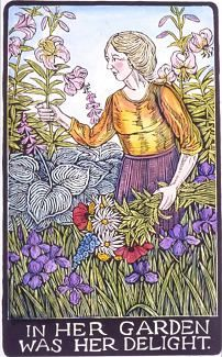 Gardener's Summer by Mary Azarian