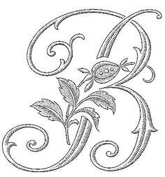 B - Broderie d'Antan                                                                                                                                                     Plus