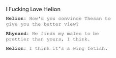 I totally LOVE Helion !